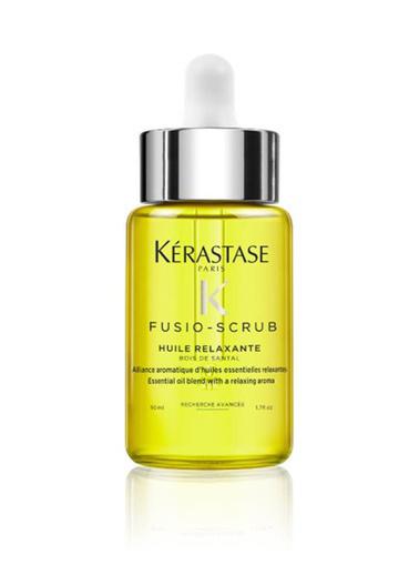 Kerastase Kerastase Fusio Scrub Saç ve Saç Derisi Yatıştırıcı Ferahlatıcı Peeling İçin Konsantre Temel Yağ 50ml Renksiz